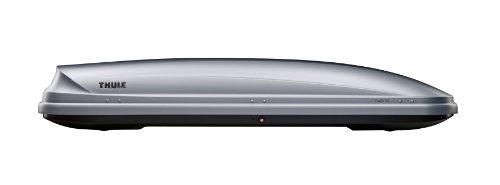 Thule Pacific 700 silbergrau aeroskin, Dachbox