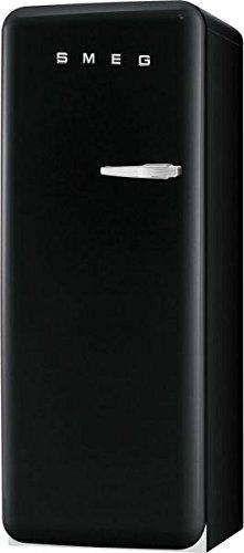 Smeg cvb20lne1autonome Recht 170L A + schwarz Gefrierschrank-Tiefkühltruhen (autonome, recht, schwarz, links, 170l, 197L)