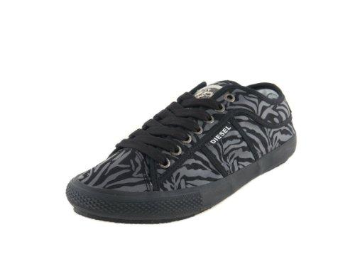 DIESEL - Sneakers DIESEL donne - qtw-283-g_cebra_negro - 36