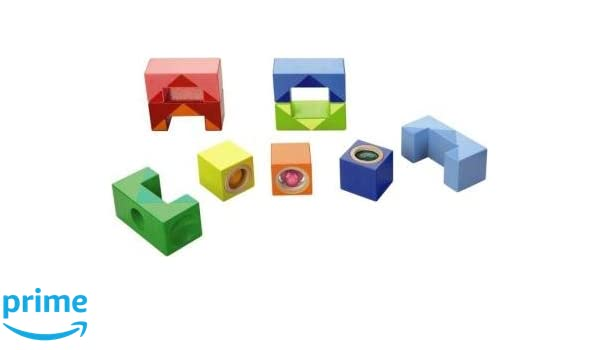 HABA 2398 - Bausteine Farbspiel: Amazon.de: Spielzeug