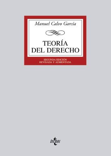 Teoría del Derecho (Derecho - Biblioteca Universitaria De Editorial Tecnos)