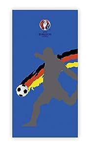UEFA EURO 2016 Fußball EM Europa Spieler BADETUCH SAUNA HANDTUCH 75x150cm NEU