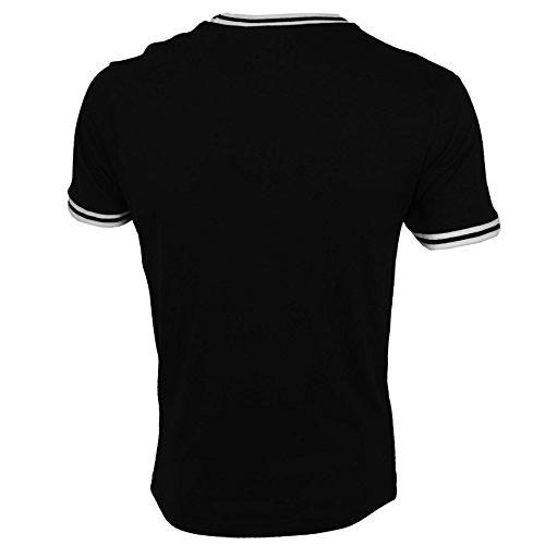 Brave Soul Herren T-Shirt * Einheitsgröße Schwarz