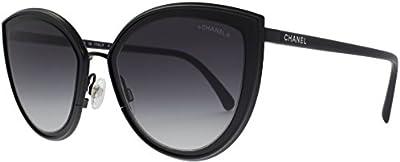 Chanel - Gafas de sol - para mujer negro negro