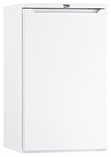 Beko TS 190020 Kühlschrank / A+ / 118 kWh/Jahr / Kühlteil: 88 L / Weiß / Unterbaufähig / Glasablagen - 4