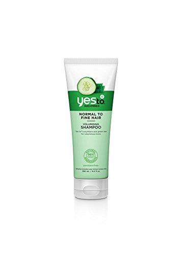 Yes To Cucumbers Volumising Shampoo 280 ml