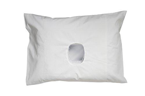 Das Original Kissen mit einem Loch - für Ohrenschmerzen und CNH