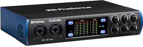 USB-C-Audio-Interface von PreSonus (Studio 68c)