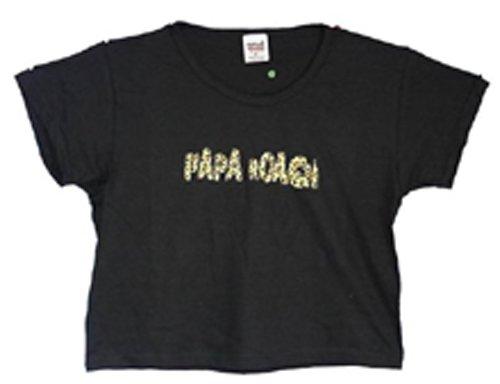 Papa Roach - Leopard Logo - T-Shirts - schwarz - Größe: L -