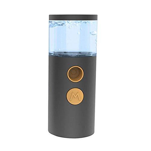 ZLAHY umidificatore Umidificatore portatile per strumenti di bellezza Nano Spray Water Face Steam Spray grande Spray freddo Umidificatore, A