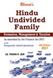 Hindu Undivided Family Formation Management and Taxation