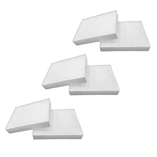 vhbw 6x Filter passend für Stadler Form Oskar, Oskar Little, Oskar Big Design Luftbefeuchter, Ersatz für Stadler Form 14643/10-6er Pack Filterset