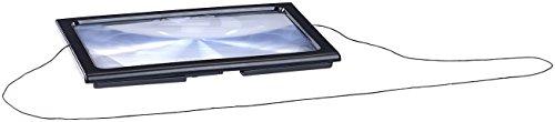 AGT Lupe: XXL-Leselupe mit 3-facher Vergrößerung, 4 LEDs und Klappständer (Vergrößerungslupe) - 4