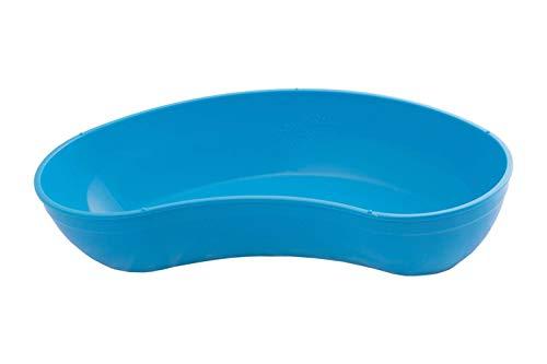 Spa-Nierenschale mit Skala, blau, 250x 55mm, 750ml
