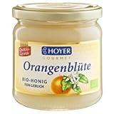 Hoyer Orangenblütenhonig (500 g) - Bio
