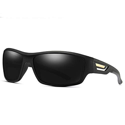 LKVNHP Qualitäts Nachtsicht -Sonnenbrillen Herren Shades Vintage -Brillen Zubehör Sonnenbrillen Für Männer Oculos De Sol Feminino BrilleGrau Objektiv