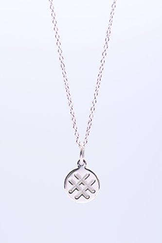 star-protezione-amuleto-braccialetto-handmade-in-argento-sterling-925-ciondolo-su-catenina-di-18-cm