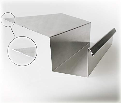 Kastenrinne 30-4 in Aluminium (30-4 Aluminium)