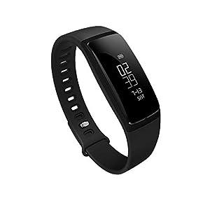 Jersh★ Smart Watch,V07 Smart Heart Rate Blood Pressure Bracelet Smart Bracelet Pedometer Wristband Bluetooth Watch Activity Fitness Tracker Fashion Simple Design Sports Watch Smart Band