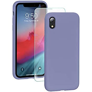 Cover iPhone XR Custodia Antiurto Gomma Gel Silicio o con Fodera