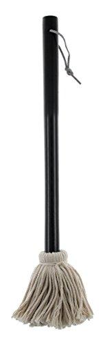 Mr. Bar-B-Q 02103Autoaufkleber X beträufelnd Mop–Schwarz