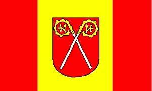 UB Fahne / Flagge Warin 90 cm x 150 cm Neuware!!!