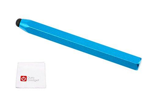 DURAGADGET Blauer Touchscreen-Eingabestift für Garmin Drive 40 LMT CE | Drive 60 LMT EU Navigationsgerät (010-01533-11) und 7 Zoll Junsun GPS Navigator – perfekt für kleine und große Hände