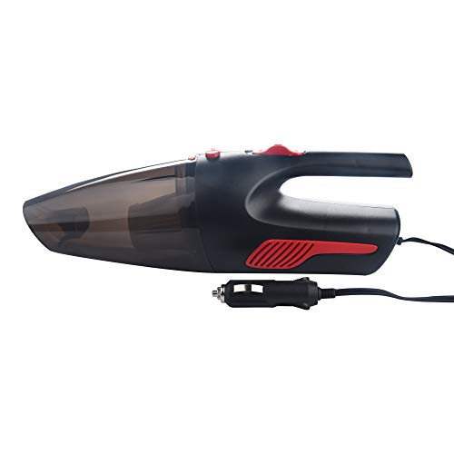 Jamicy® Auto Staubsauger, Handheld nass & trocken Staubsauger mit 12V Steckdose, HEPA-Filter