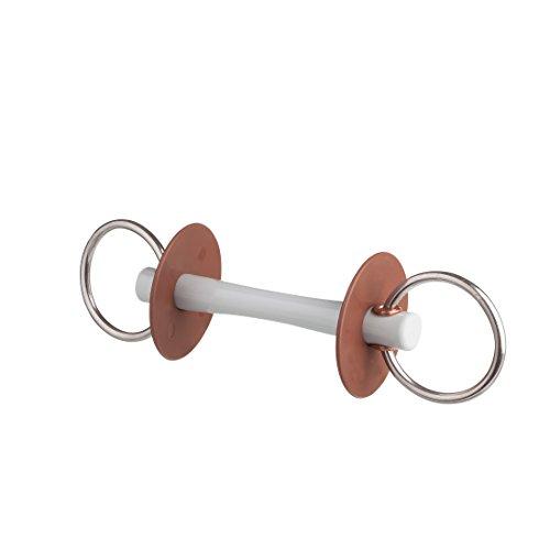Beris mors 2 anneaux coulissants 7.5 cm, 140 mm