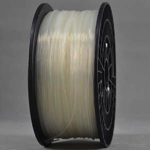 3D Printer TRANSPARENT Filament PLA 3.00mm by technologyoutlet from technologyoutlet
