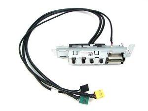 GWC09 Dell Inspiron 620 Desktop Audio USB Kartenleser Input Interface Board
