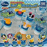 Capsule Disney Character hip DEBottle cap 5set