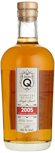 Don Q Single Barrel 2005 Limited Edition Rum  (1 x 0.7 l)