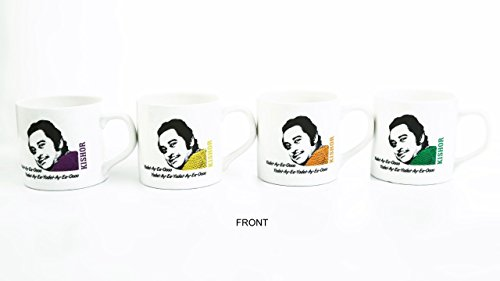 Ek Do Dhai Kishor Karaoke Cups (Set Of 4)