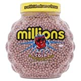Millions Cola enfants Sweets Jar - 2,27 kg
