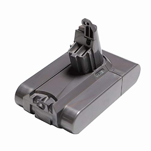 Lithium-ionen Batterien erforderlich Serria® VTC6 18650 Batterie Batteriekapazität:3500/3000/2500 / 2000mAh Speziell für Dyson Absolute V6 DC58 DC59 DC61 DC62 D72 DC74 BC683 (B- 2500mAh) (Aaa-batterien Lithium-ionen)