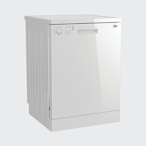 Beko dfc04210W–Dishwasher dfc04210W with 4Programmes