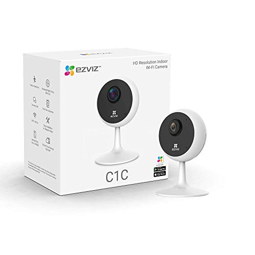 EZVIZ | Full HD Indoor Smart Security Cam