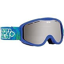 Spy–Gafas de nieve Cadet Polar Party (+ Bonus Lens) Goggle, color silver mirror, tamaño talla única