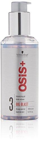 Schwarzkopf Osis Big Blast Gel per Capelli - 200 ml
