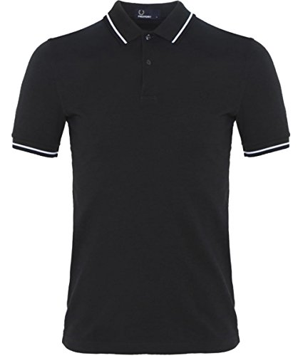 Fred Perry Men's FP Twin Tipped Shirt T-Shirt