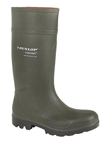 Dunlop ,  Unisex - Erwachsene Gummistiefel , Grün - grün - Größe: 37.5