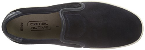 camel active Slide 12 Herren Slipper Blau (Midnight)