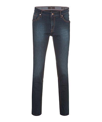 "Herren Jeans ""Chuck"" Slim Fit Black"