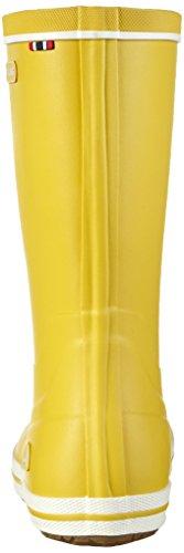 Viking Damen Retro Light Gummistiefel Gelb (Yellow 13)