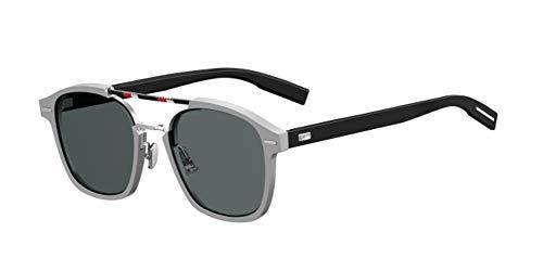 Dior Herren AL13.13 2K 010 Sonnenbrille, Silber (Palladium Grey), 52