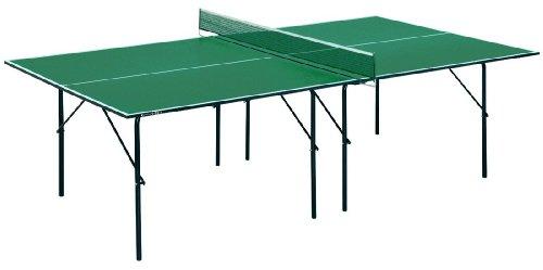 Tischtennisplatte sponeta S 1-52 i ausschließlich für den Innengebrauch (Indoor) Hobbyline Tischtennis - Tisch / - Platte internationales Turniermaß grüner Tischtennistisch TT-Tisch