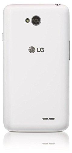LG L Fino Quick Window Circle Hülle für L70+ weiß