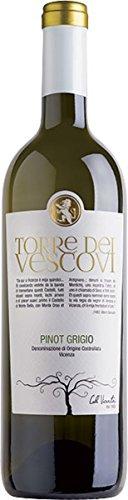 2015 Cantina Colli Vicentini, Torre dei Vescovi Pinot Grigio trocken (1x0,75l)