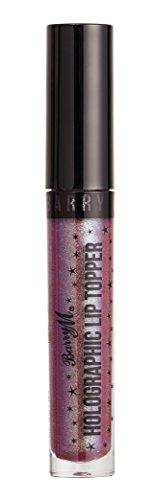 Barry M Cosmetics Lip holográfica Topper, hexagonal